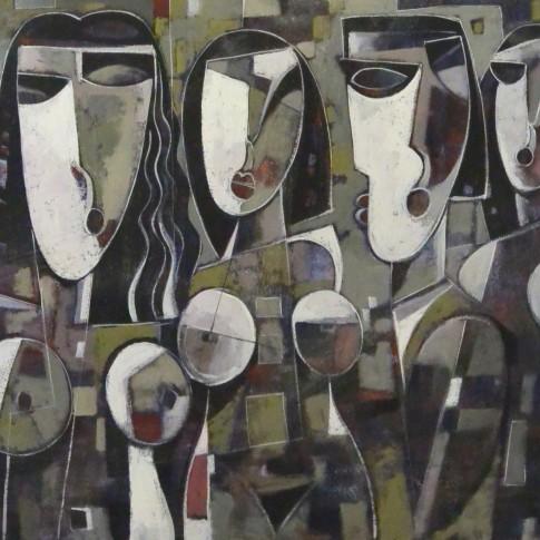 Contemporary Original art by Paul Ygartua