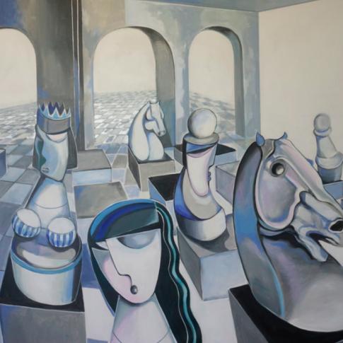 Original art by Paul Ygartua