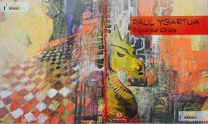 Paul Ygartua artist Biennale Book